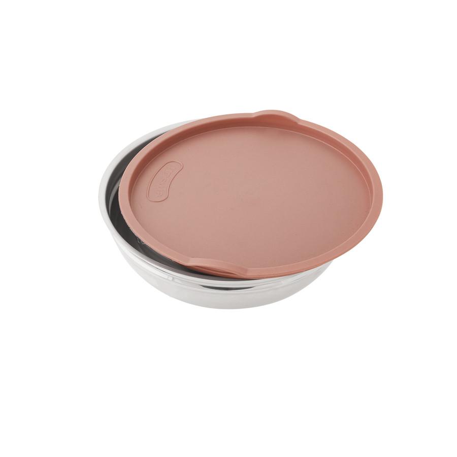 Emsan Demre 6 Parça Kombi Saklama Kabı Set Golden Pink
