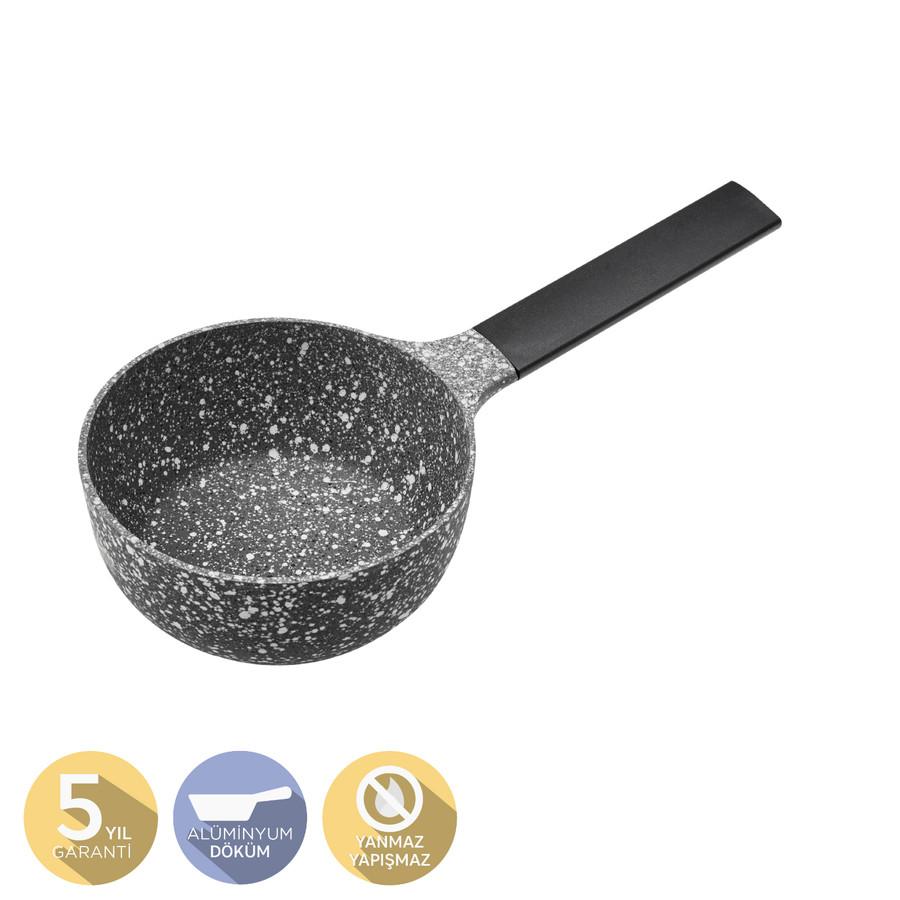 Emsan Perge Döküm 16 cm Sosluk (Kapaksız)