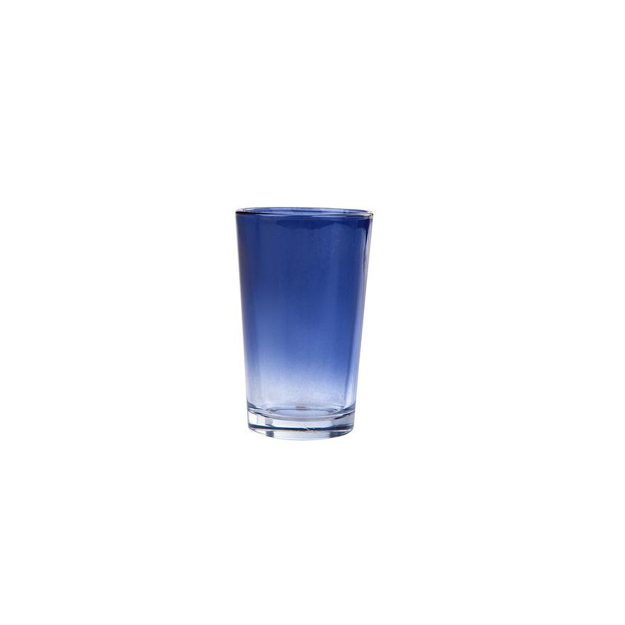 Emsan Firuze Alanya Mavi 6lı Kahve Yanı Su Bardağı