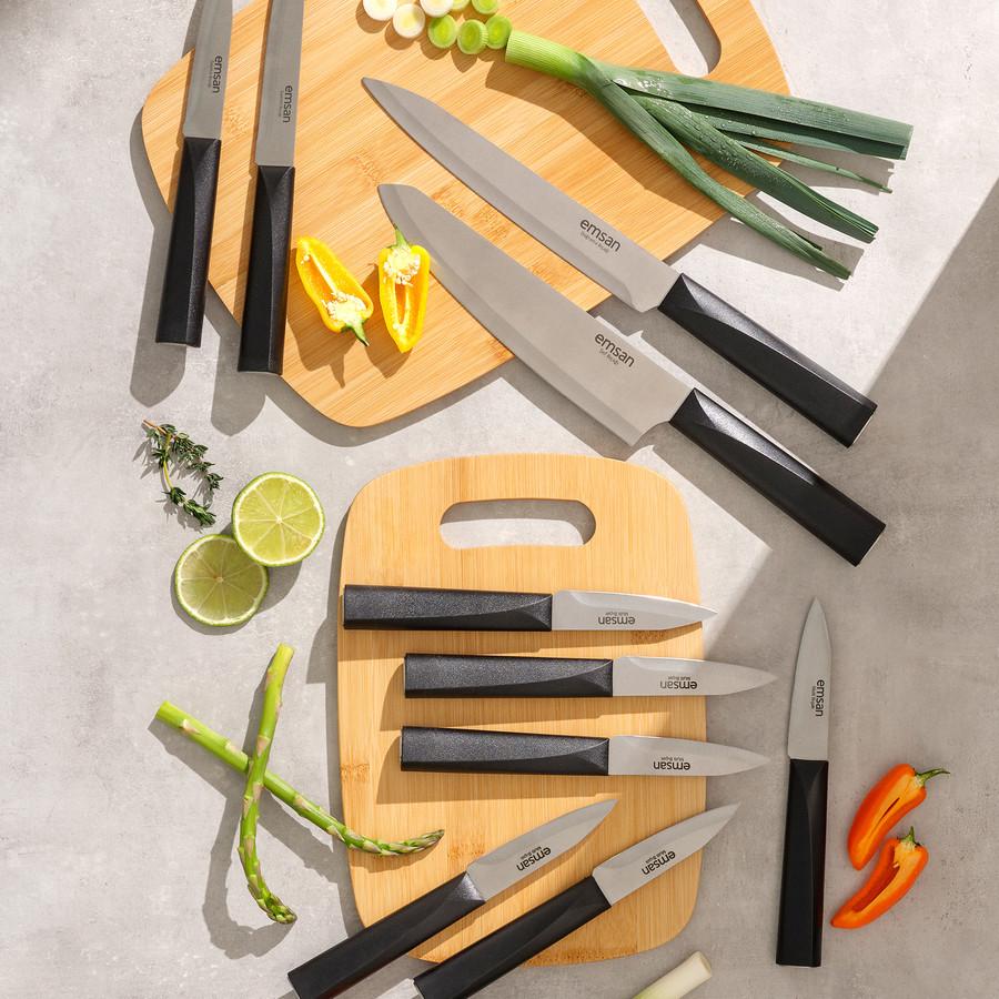 Emsan Yamagata 10 Parça Bıçak Seti