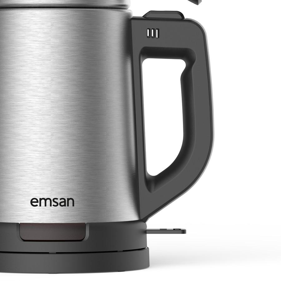Emsan Handy Pro Çelik Çay Makinesi