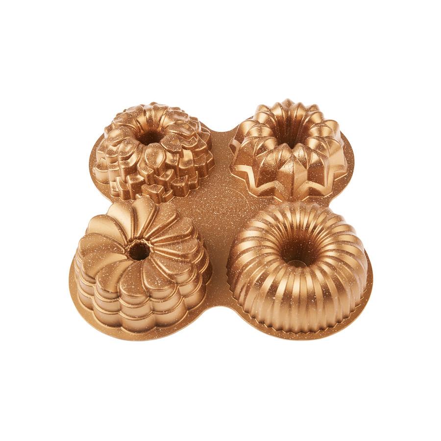 Emsan Griss One&Four Gold Kek Kalıbı