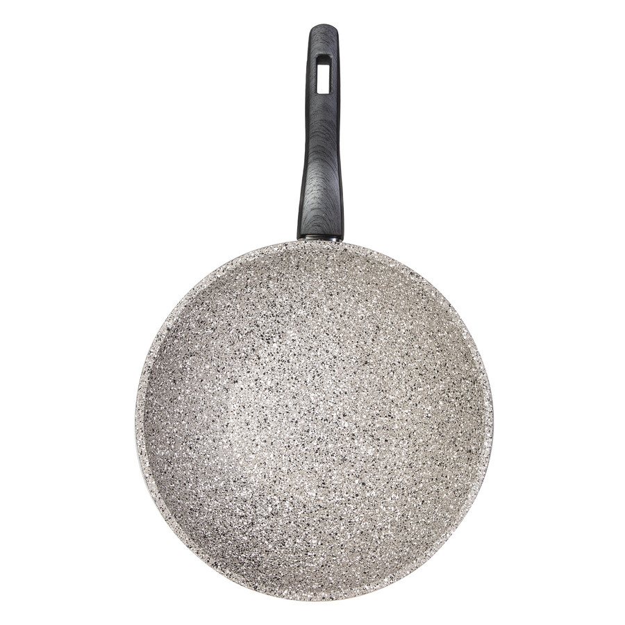 Karaca Dark Silver Bio Granit 28 cm Wok Tava