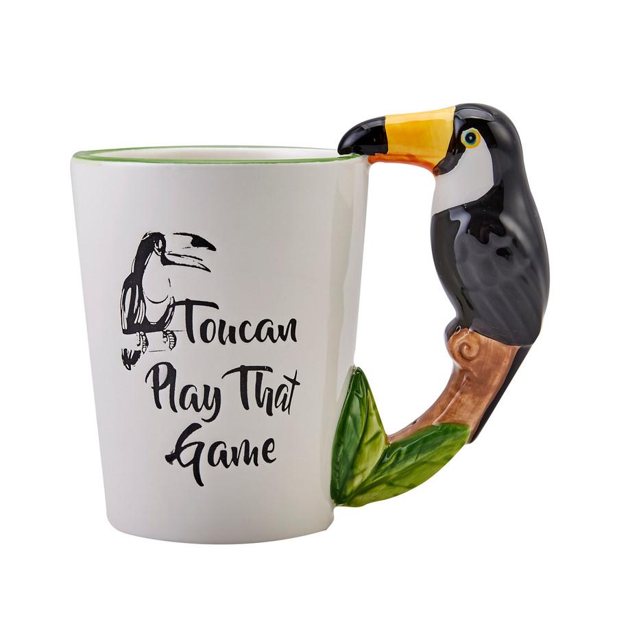 Karaca Animal Parrot Mug Kupa