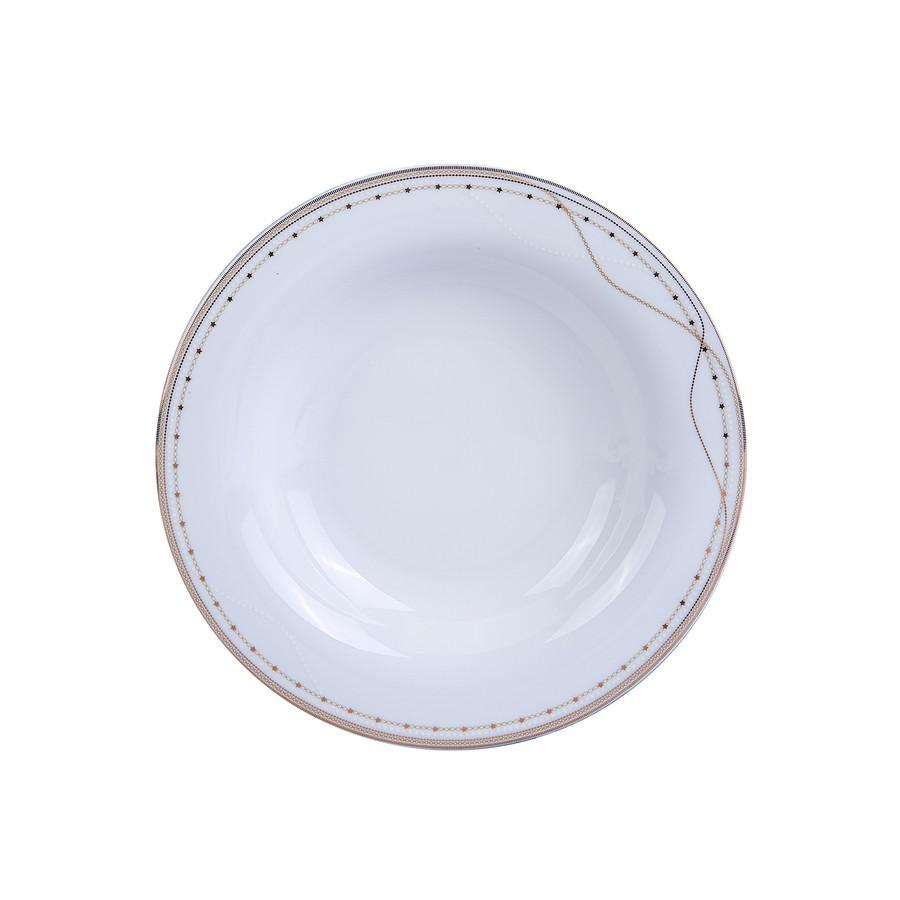 Karaca Estella Gold 60 Parça Yemek Takımı
