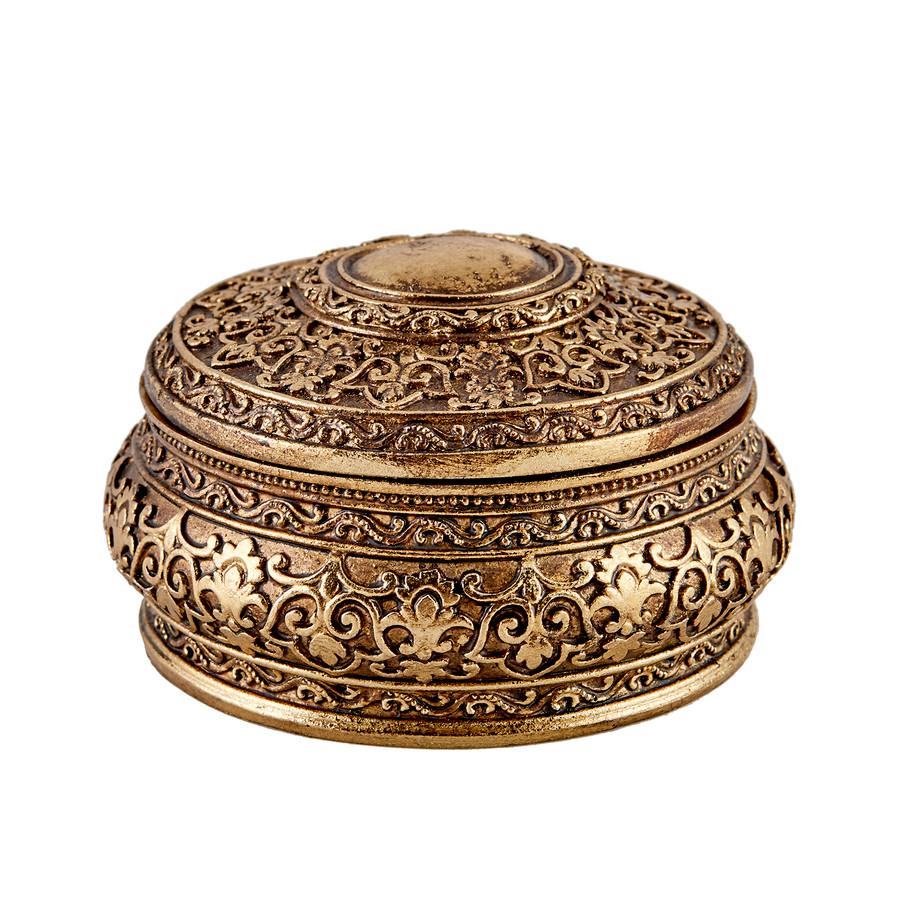 Karaca Eva Kutu Gold Rustic