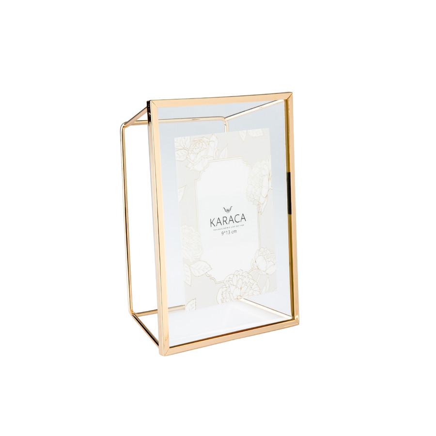 Karaca Magic 12x17 cm Altın Çerçeve Dg62