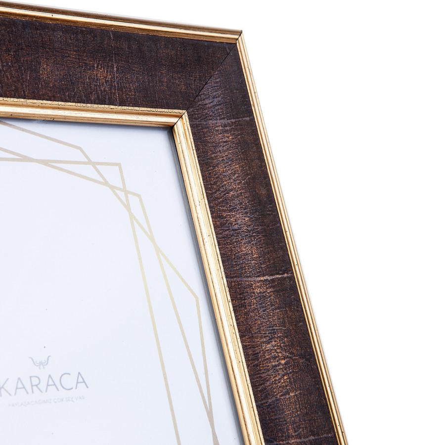 Karaca Fiona Ahşap Görünümlü Fotoğraf Çerçevesi 13x18 cm