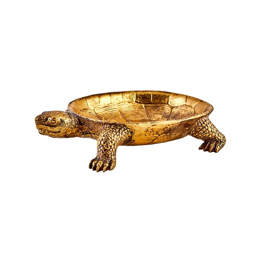 Karaca Eva Kaplumbağa Tabak Küçük