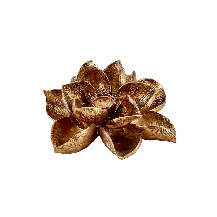 Karaca Eva Çiçek Mumluk Büyük