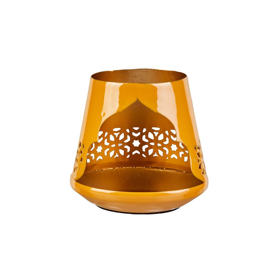Karaca Glore Mumluk 9x10cm Hardal