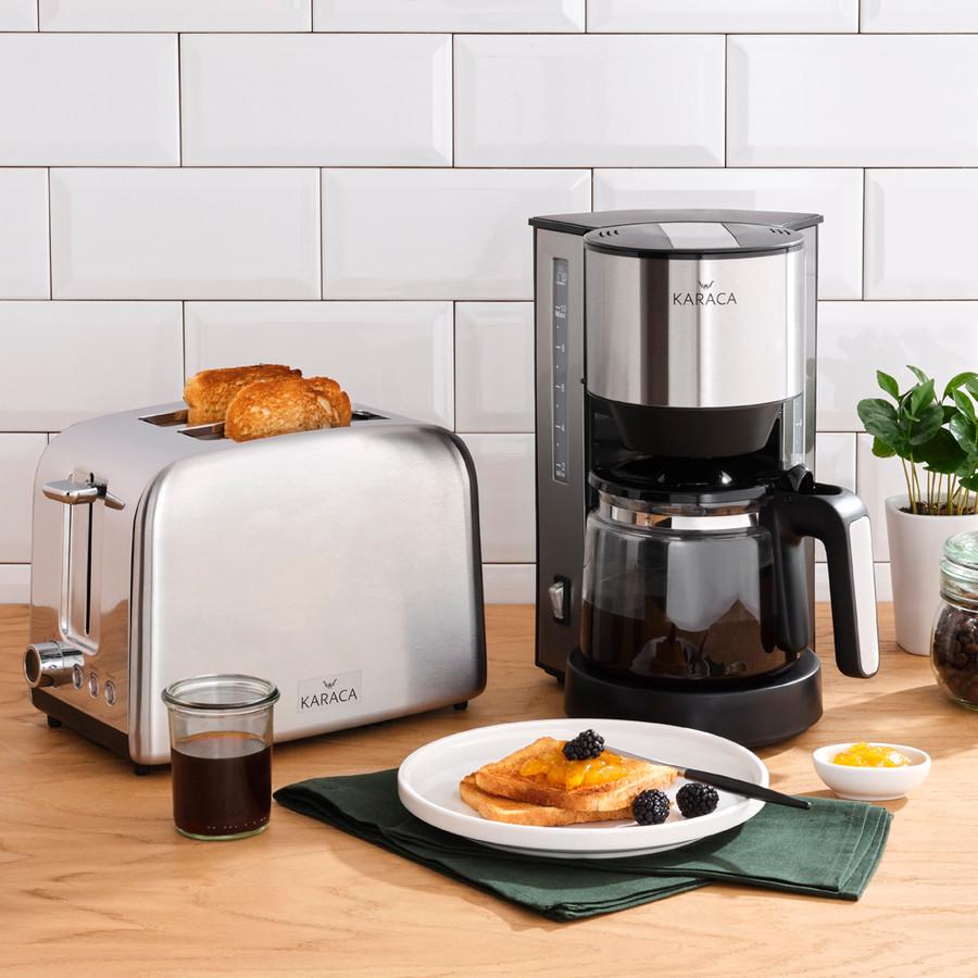 Karaca Inox Filtre Kahve Makinesi