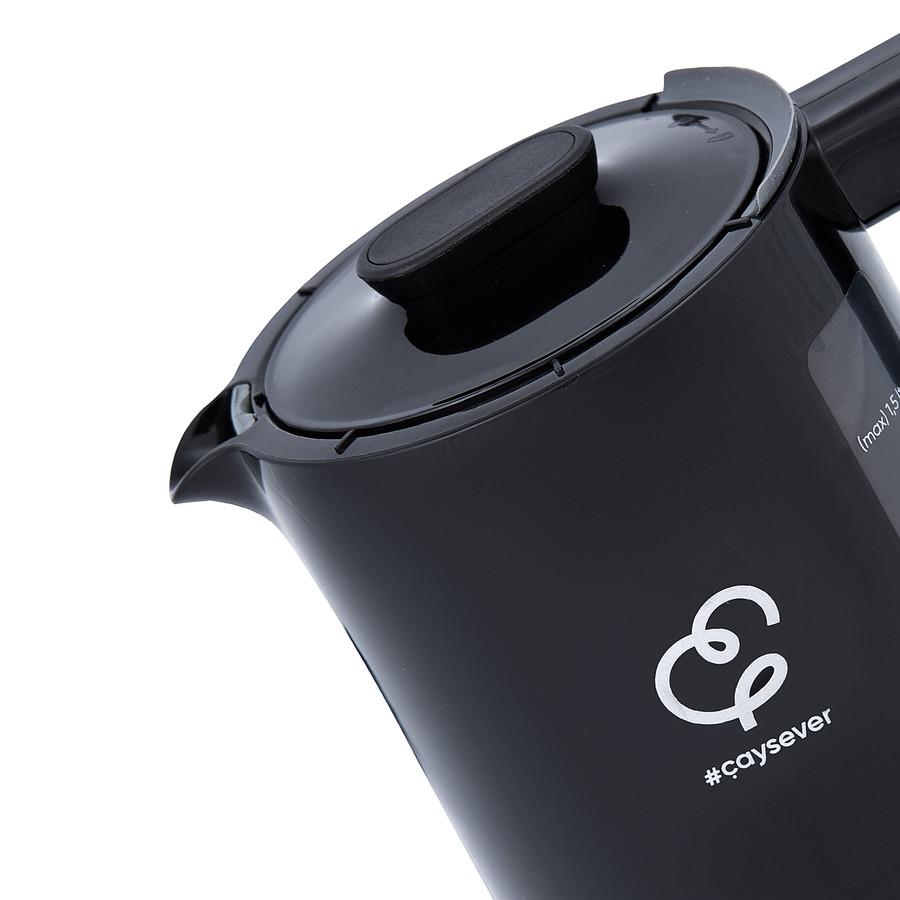 Karaca Çaysever Konuşan Çay Makinesi Chrome