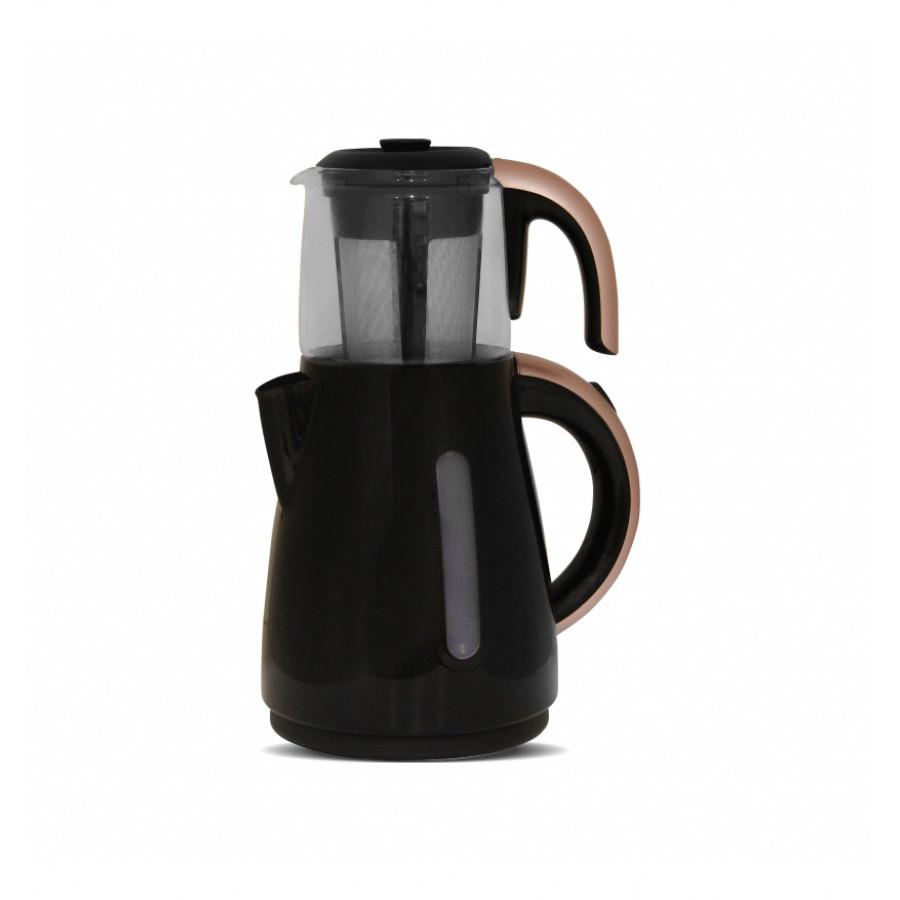 Karaca Çay Makinesi Kettle 1501 Rosegold