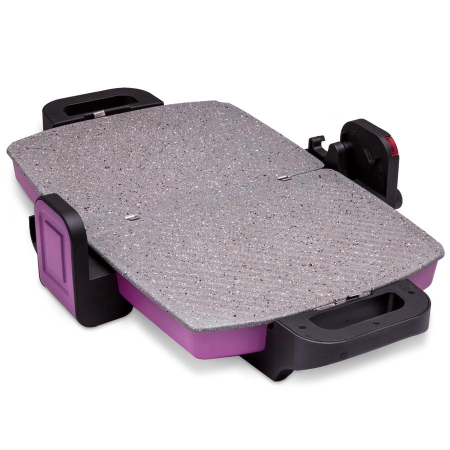 Karaca Future Granit Izgara ve Tost Makinesi Violet