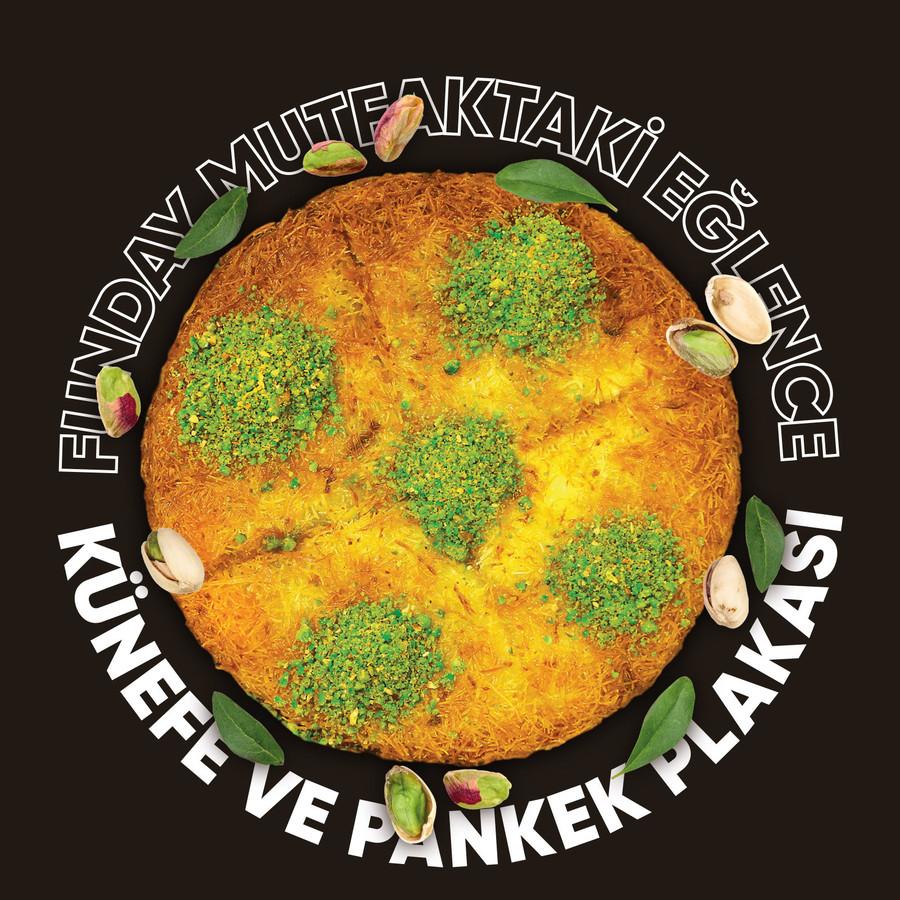 Karaca Funday Waffle Makinesi Ek Künefe/Pankek Plakası