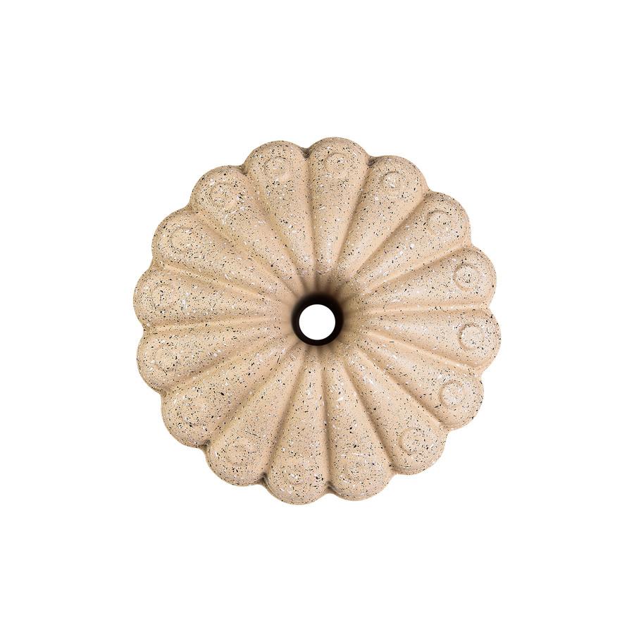 Karaca Era Cream Döküm Granit Kek Kalıbı