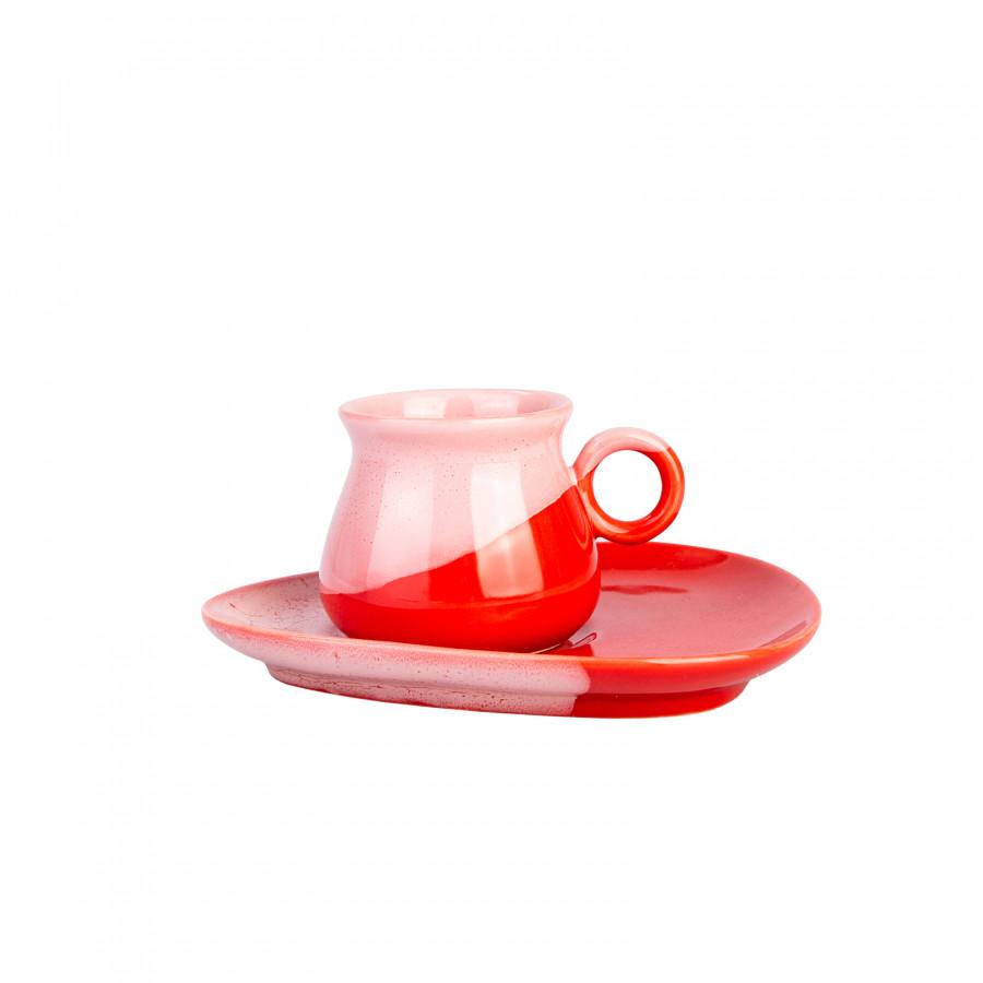 Karaca Emma 2 Kişilik Kahve Fincan Takımı