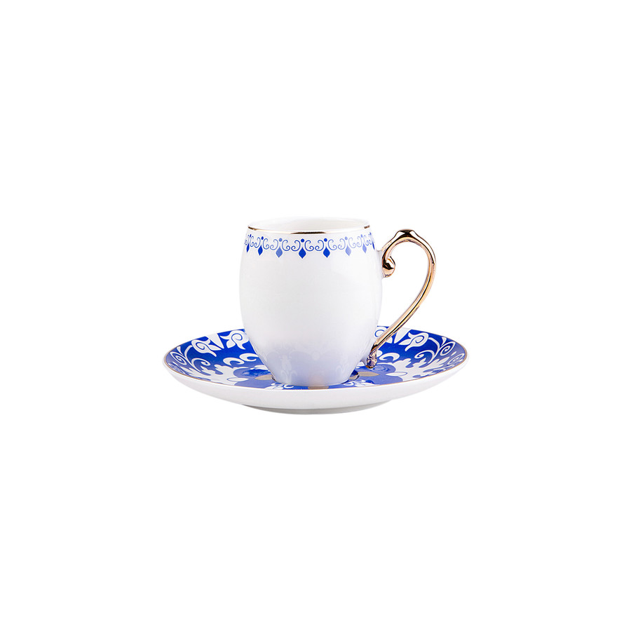 Karaca Deep Sea 6 Kişilik Kahve Fincanı Takımı