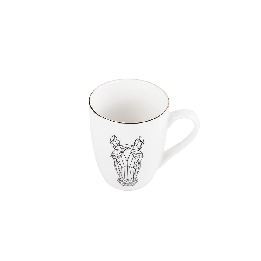 Karaca Draft Horse 2'li Mug