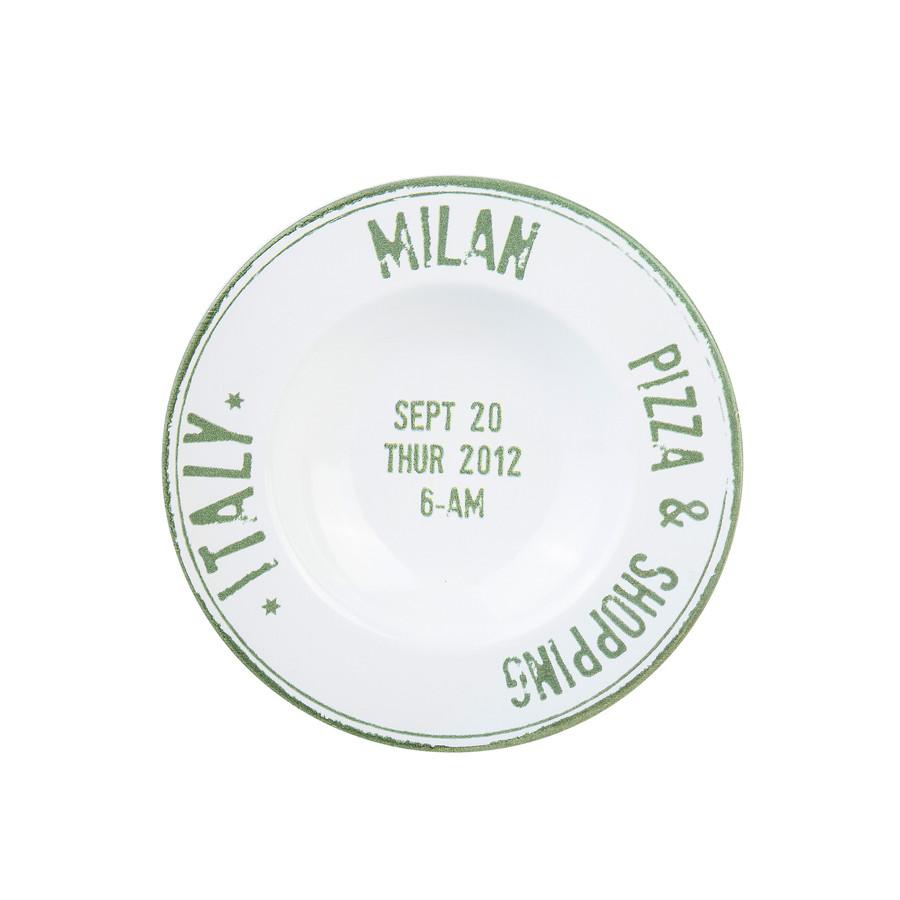 Karaca Italy Makarna Tabağı
