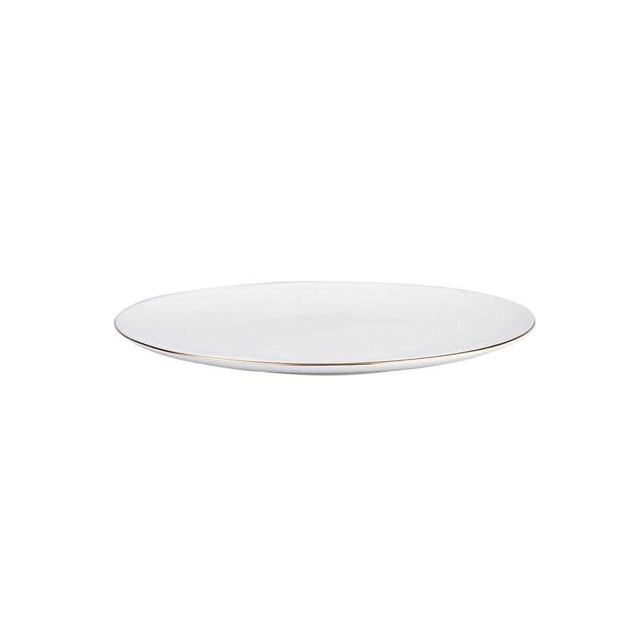 Karaca Fine Pearl Extra Chanak Gold 62 Parça 12 Kişilik İnci Yemek Takımı
