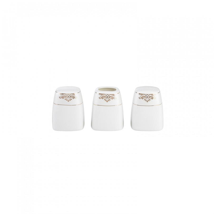 Karaca Fine Bone Baroco 60 Parça 12 Kişilik Yemek Takımı