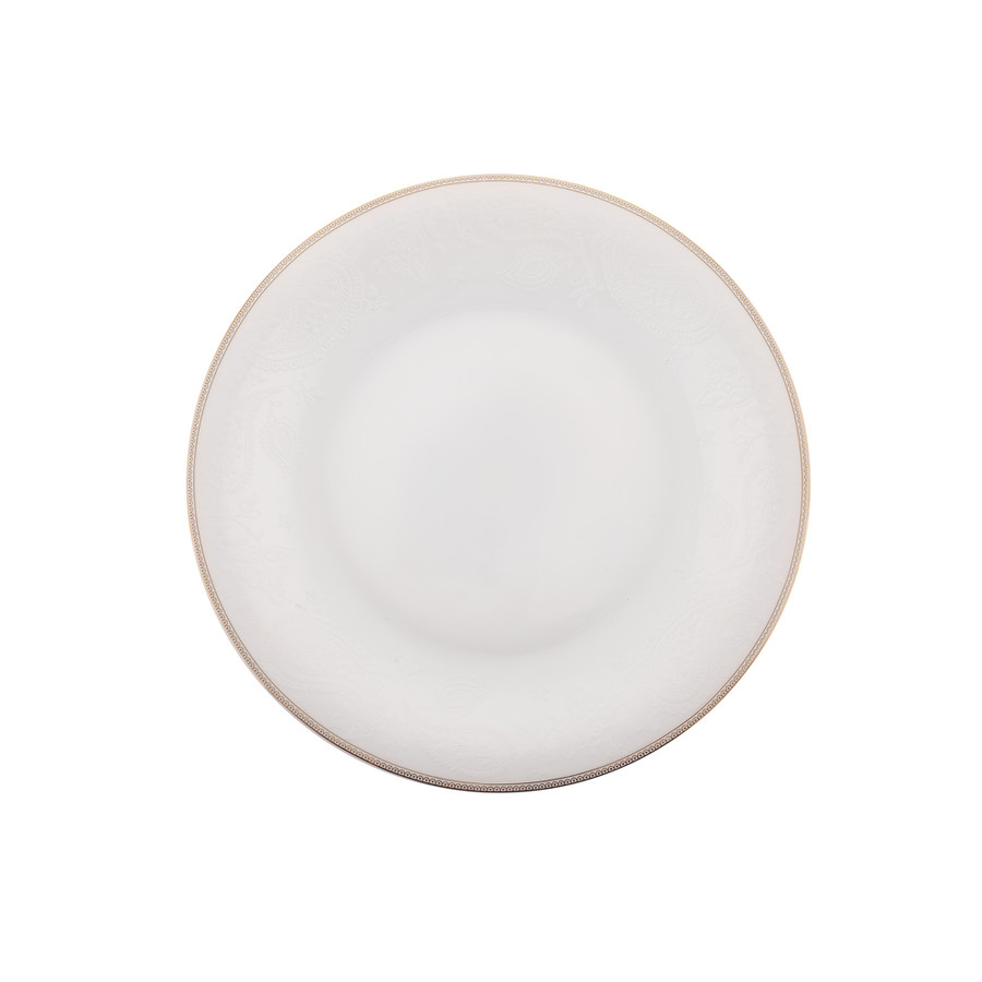 Karaca Fine Pearl Shawl Pasta Tabağı