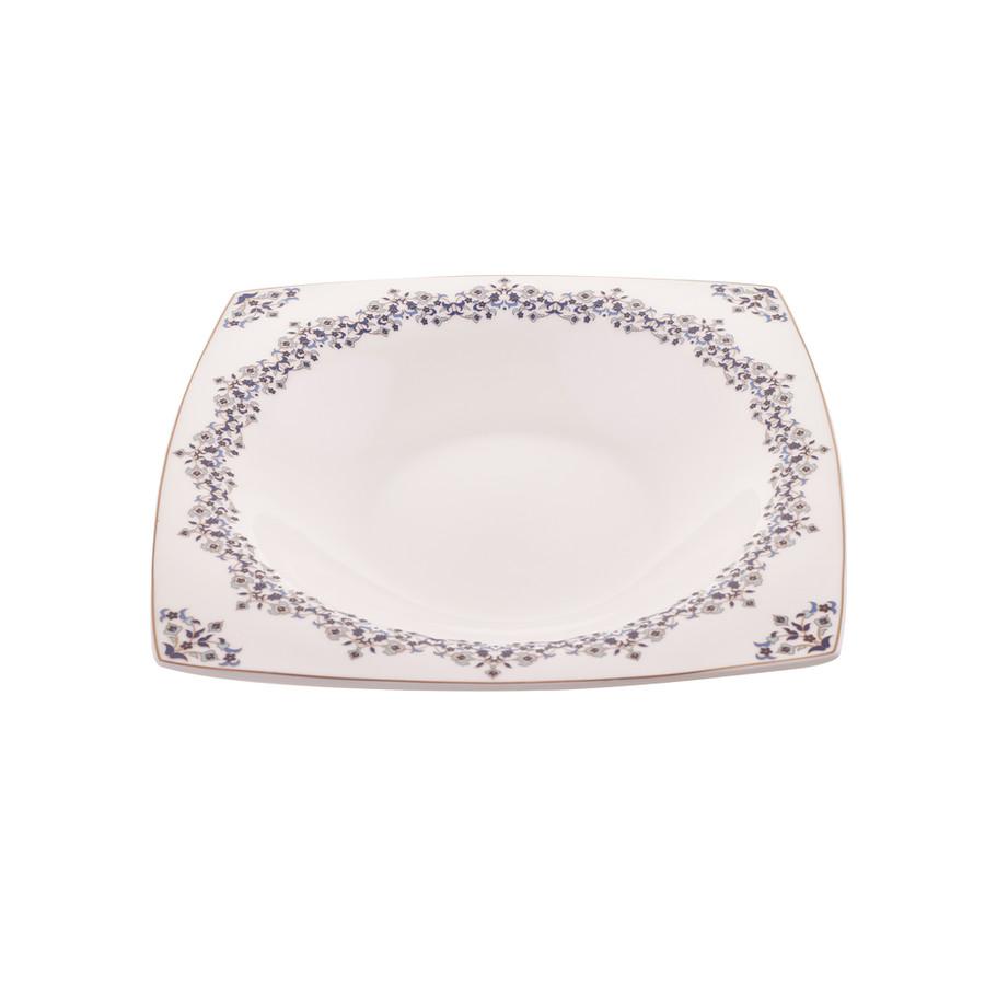 Karaca Fine Pearl Shiraz Yemek Tabağı