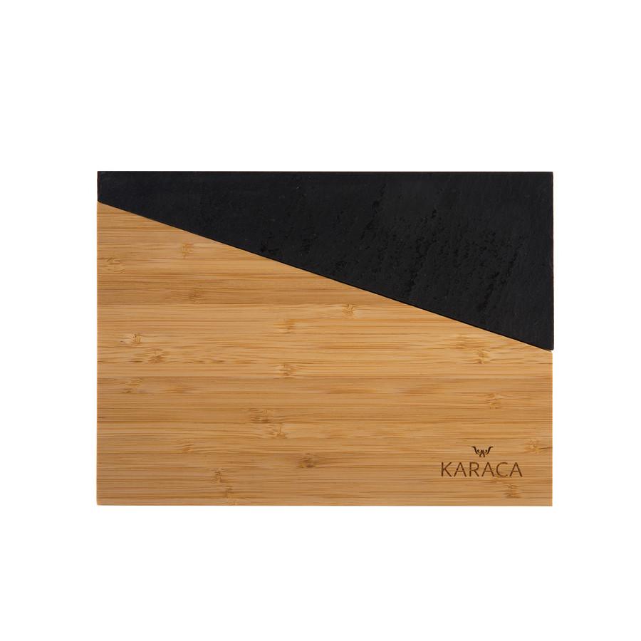 Karaca Black Wood Kesme Tahtası-S