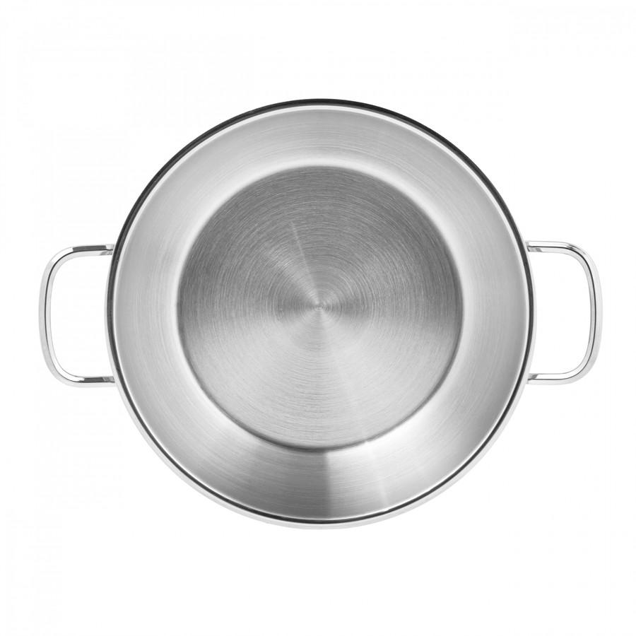 Karaca Pişir Sakla 13 Parça Çelik Seti Kırmızı