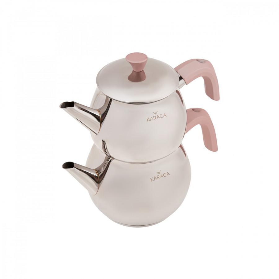 Karaca Kayra Çaydanlık Takımı Rose