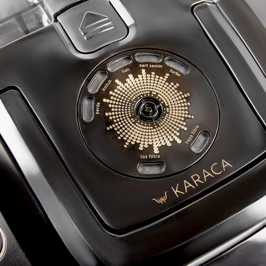 Karaca Vantuz V8 Talky Night Blue Elektrikli Süpürge