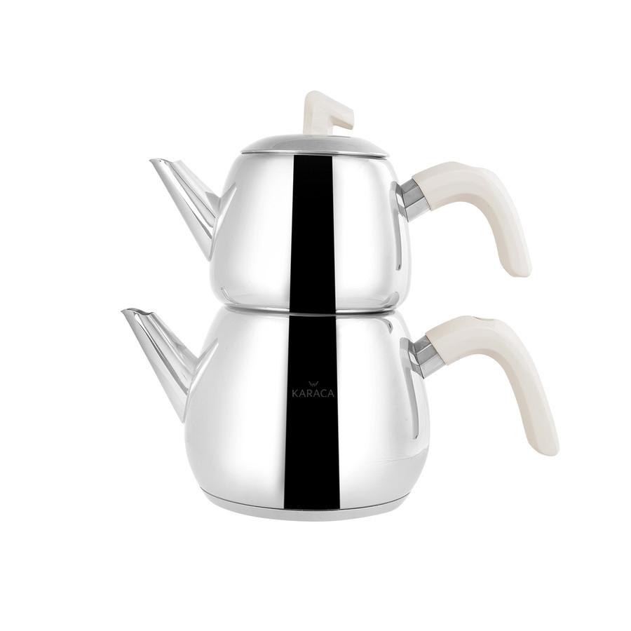Karaca Basic Çaydanlık Krem