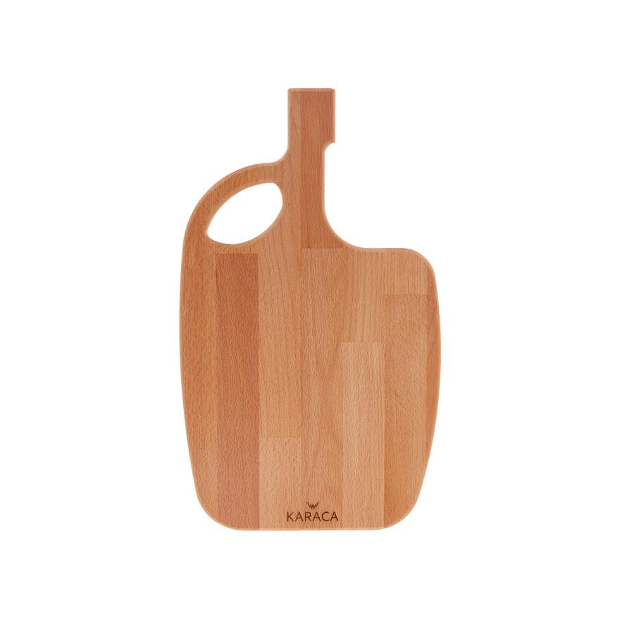Karaca Bottle Kesme Tahtası Large