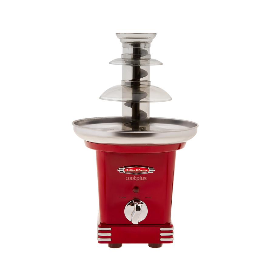 Cookplus by Karaca Mutfaksever Fondü Makinesi Ve Çikolata Şelalesi