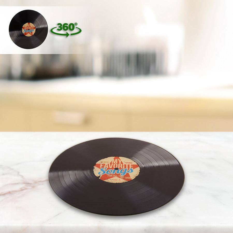 Karaca DiskDöner Stantlı Sunum Tabağı
