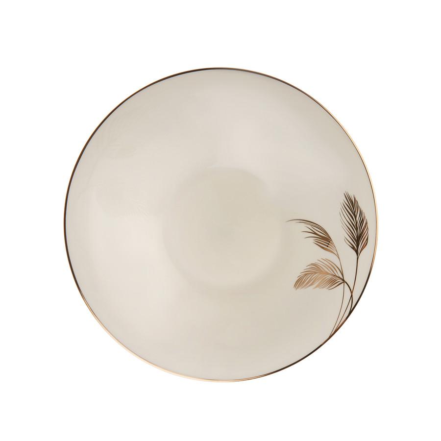 Karaca Fine Pearl Extra Selva 62 Parça 12 Kişilik Yemek Takımı