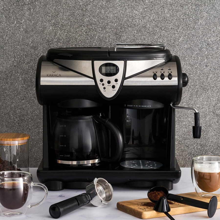 Karaca Coffee Art Espresso ve Cappuccino Kahve Makinesi