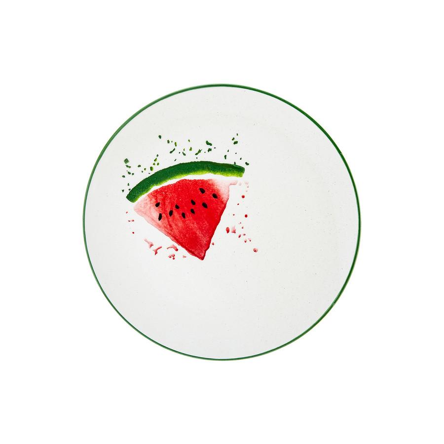 Karaca Fruits 6 Kişilik Pasta Takımı