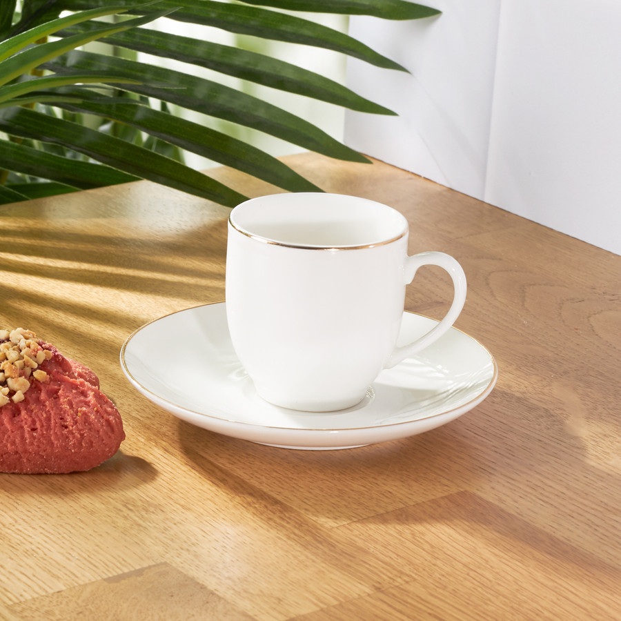 Karaca Donna 6 Kişilik Kahve Fincanı Takımı