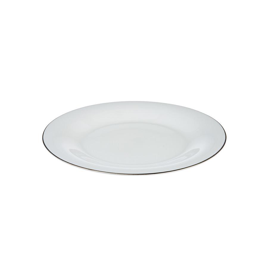 Karaca Fine Pearl Elizabeth 28 Parça 6 Kişilik Platinum Yemek Takımı