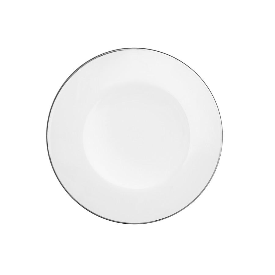 Karaca Alicia 24 Parça 6 Kişilik Platinium Yemek Takımı
