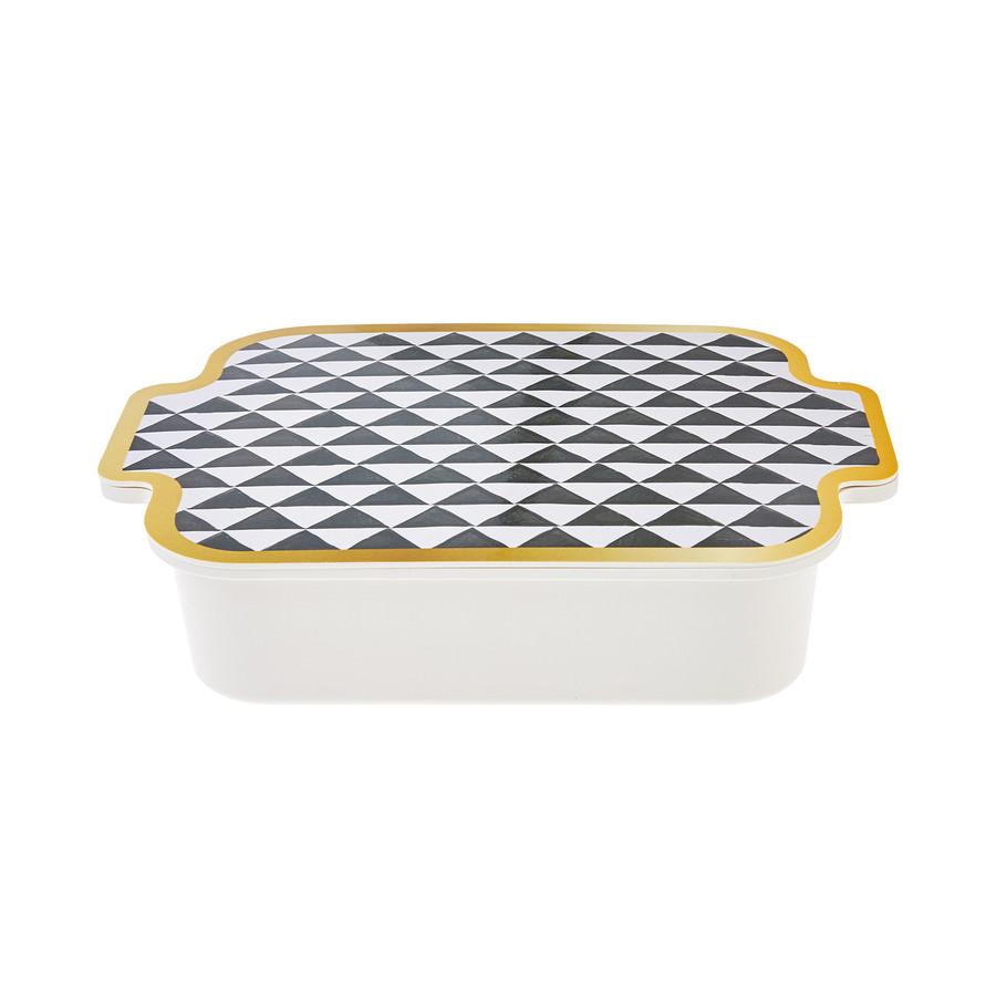 Karaca Blackgold 6lı Kulplu Kahvaltılık