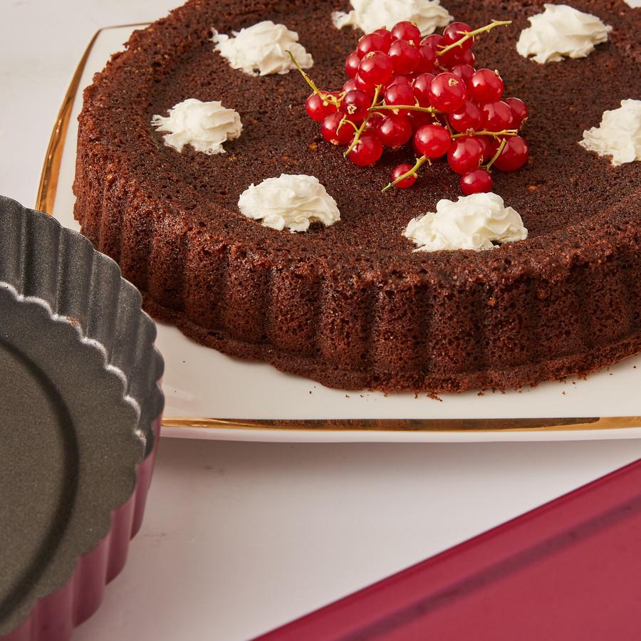 Karaca Bloom 3lü Kek Kalıbı