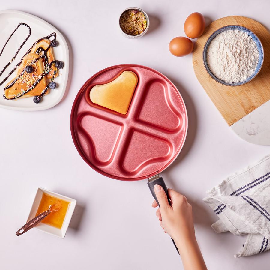Karaca Arya Love Pancake Kalıbı