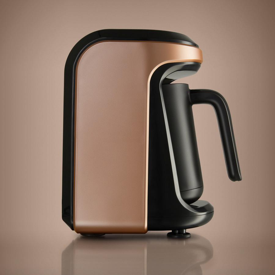 Karaca Hatır Hüp Türk Kahve Makinesi Rosegold