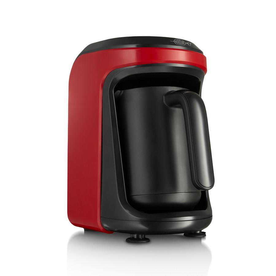 Karaca Hatır Hüp Türk Kahve Makinesi Kırmızı