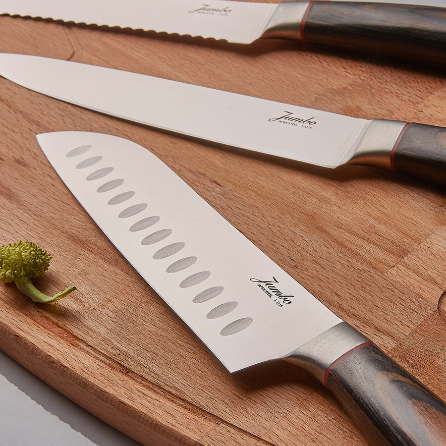 Jumbo Kobe 5 Parça Bıçak Seti
