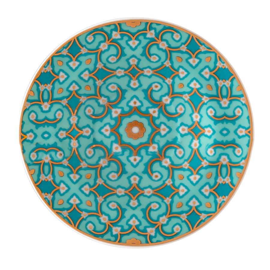 Jumbo Turquoise 2'li Kahve Fincanı